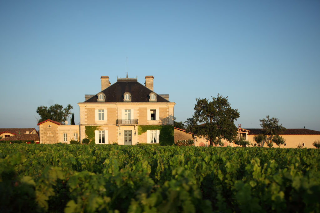 Chateau Haut Bailly, Leognan, Bordeaux, France.