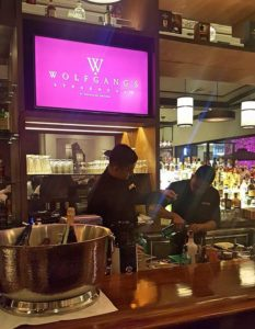 Wolfgang's Steakhouse in Resorts World Manila