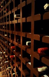 My definition of art: Wines in a Cellar