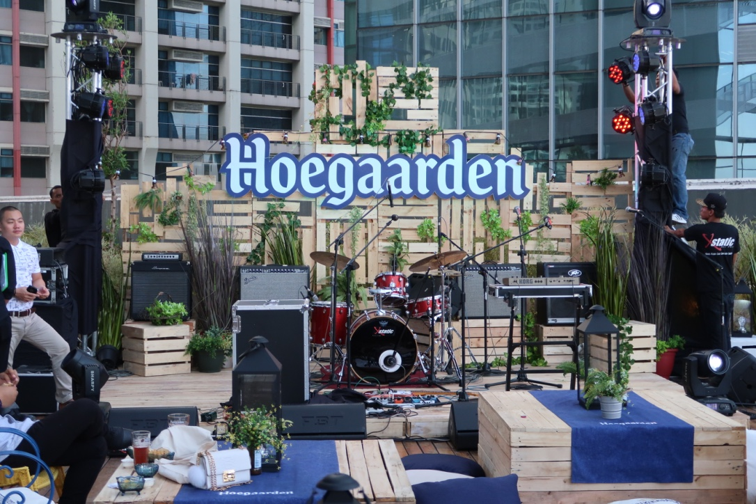 The #hoemygarden Event