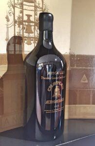 """The 2012 Château Angélus, aptly named """"Le Premier"""""""